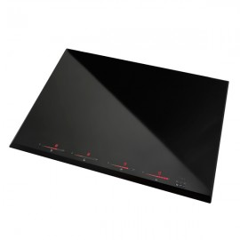 STEEL INDUCTION HOB GENESI GP6I-4 60 CM BEVELLED EDGES