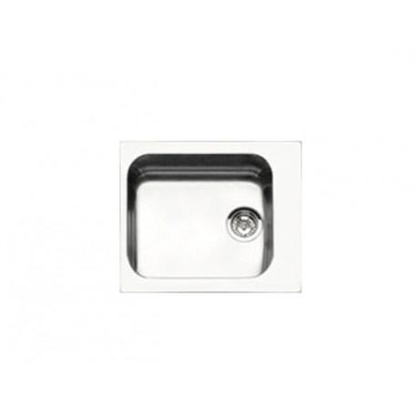 SMEG VS45-P3 FREGADERO ACERO INOX AISI304 58 CM