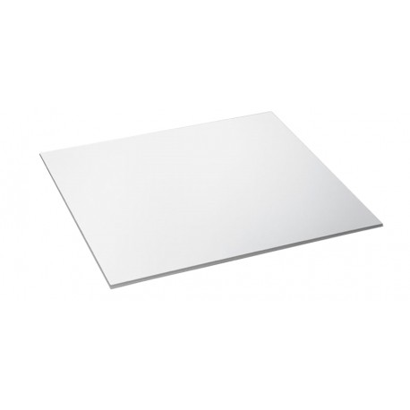 SMEG WHITE GLASS CHOPPING BOARD CVB40B2 - 45 CM