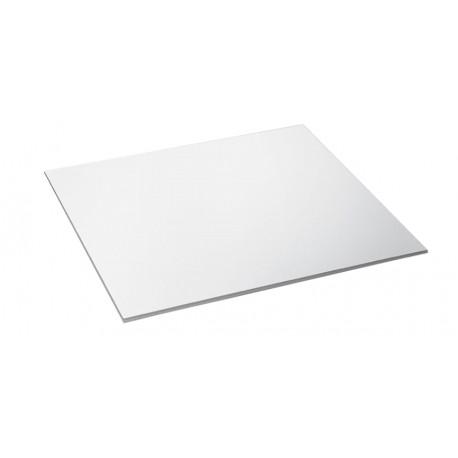 TABLA DE TRABAJO SMEG CVB40B EN CRISTAL BLANCO - 45 CM