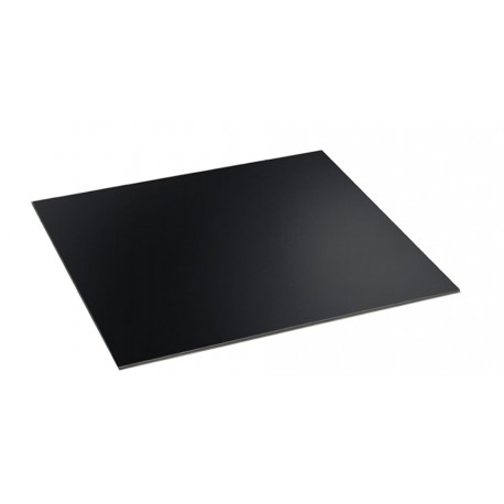 SMEG BLACK GLASS CHOPPING BOARD CVB40N - 45 CM