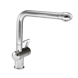 SMEG MF2CR PIANO DESIGN SINGLE LEVER SINK MIXER TAP CHROME
