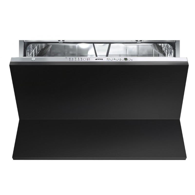 smeg sto905 1 vollintegrierbar geschirrsp ler 90 cm eek a. Black Bedroom Furniture Sets. Home Design Ideas