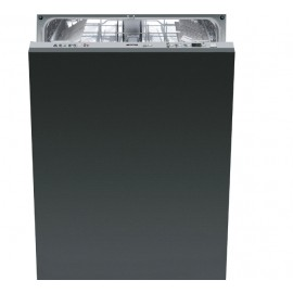 SMEG STLA825A-1 FULLY-INTEGRATED DISHWASHER DOOR TO FLOOR 60 CM EEC A+++
