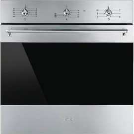 SMEG MULTIFUNCTION OVEN SF6381X CLASSIC AESTHETIC STAINLESS STEEL 60 CM