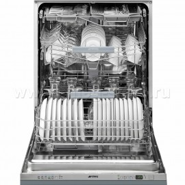 SMEG STP364S SEMI PROFESSIONAL FULLY-INTEGRATED DISHWASHER 60 CM EEC A++