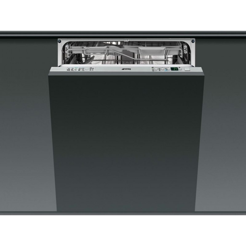 smeg st332l vollintegrierbar geschirrsp ler 60 cm eek a fab app. Black Bedroom Furniture Sets. Home Design Ideas