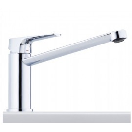 FRANKE TICO SINGLE LEVER SINK MIXER TAP LOW PRESSURE CHROME
