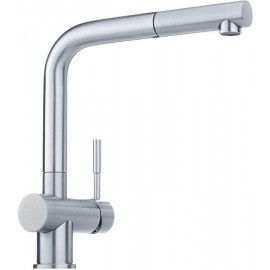 FRANKE ATLAS SINGLE LEVER SINK MIXER TAP STAINLESS STEEL