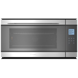 SMALVIC ELECTRIC MULTIFUNCTION OVEN MIRROR 90 FI 948FTS STAINLESS STEEL AND MIRROR GLASS - 90 CM