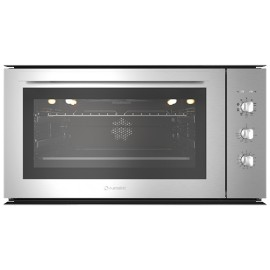 SMALVIC ELECTRIC MULTIFUNCTION OVEN PREMIUM 90 FI 948MT-PSC STAINLESS STEEL EEC A - 90x48 CM