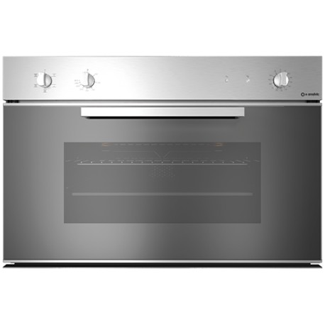 SMALVIC ELECTRIC MULTIFUNCTION OVEN BASIC INOX 90 FI-90WT NC90 PSC STAINLESS STEEL - 90 CM