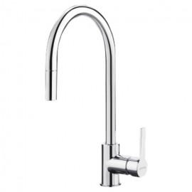 SMEG MID2CR SINGLE LEVER SINK MIXER TAP CHROME