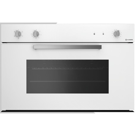 SMALVIC ELECTRIC MULTIFUNCTION OVEN BASIC 90 FI-90WT NC90-PSC WHITE - 90 CM