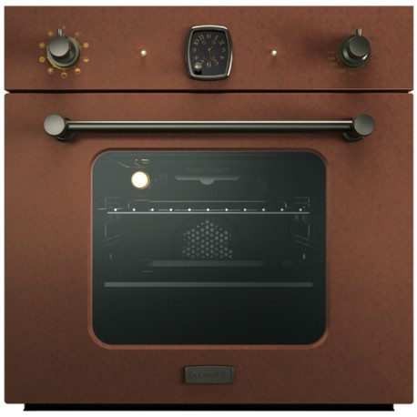 SMALVIC ELECTRIC MULTIFUNCTION OVEN CLASSIC 60 FI-60MT CL60F-ORPE COPPER - 60 CM