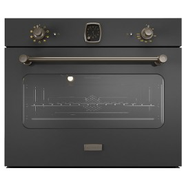 SMALVIC ELECTRIC MULTIFUNCTION OVEN CLASSIC 70 FI-70MT CL70F-ORPE ANTHRACITE - 70 CM