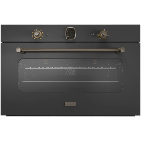 SMALVIC ELECTRIC MULTIFUNCTION OVEN CLASSIC 90 FI-90MT CL90F-ORPE ANTHRACITE - 90 CM