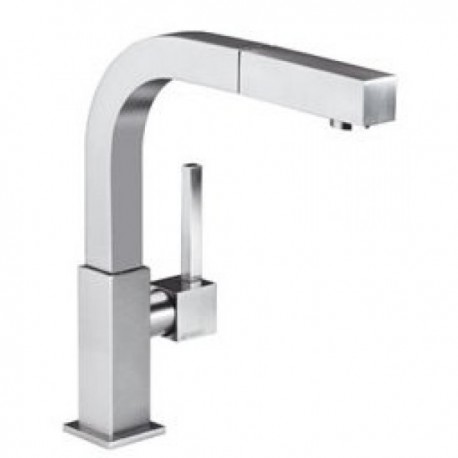 SMEG MDQ5-CR SINGLE LEVER SINK MIXER TAP CHROME