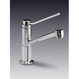 SMEG MF4CR SINGLE LEVER SINK MIXER TAP CHROME