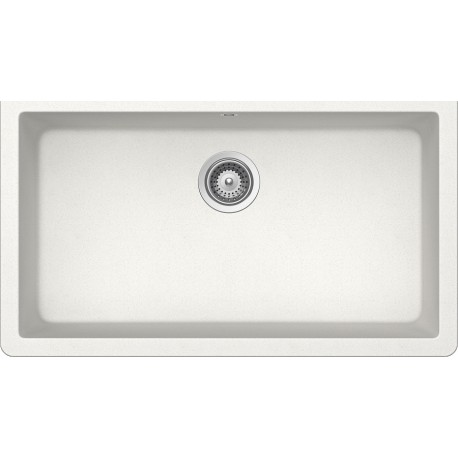 SCHOCK UNDERMOUNTED KITCHEN SINK SOLIDO N100 XL - 1 BOWL WHITE ALPINA