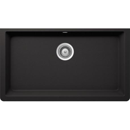 SCHOCK KITCHEN SINK SOLIDO N100 XL - 1 BOWL BLACK