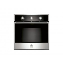 BERTAZZONI LA GERMANIA MULTIFUNCTION ELECTRIC OVEN F650D9X/12 STAINLESS STEEL - 60 CM