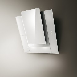 ELICA ICO WHITE 80 CM WALL MOUNTED HOOD