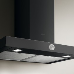 ELICA LOL BLACK 60 CM WALL MOUNTED HOOD