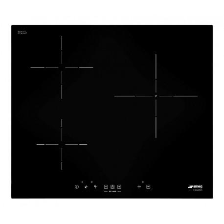 TABLE DE CUISSON INDUCTION SMEG SI5631D - 60 CM