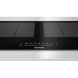 TABLE DE CUISSON INDUCTION SIEMENS EX275FXB1E FLEXINDUCTION - 90 CM
