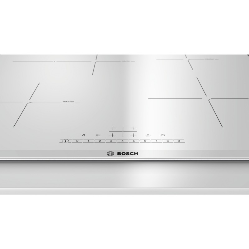 bosch induction hob pif672fb1e touch control 60 cm white fab appli. Black Bedroom Furniture Sets. Home Design Ideas