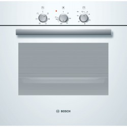 BOSCH ELECTRIC VENTILATED CONVECTION OVEN HBN211WOJ WHITE 60 CM EEC A
