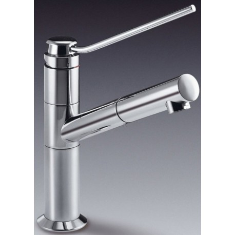 SMEG MD3 SINGLE LEVER SINK MIXER TAP CHROME