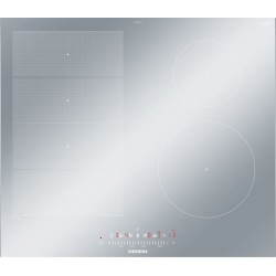 SIEMENS INDUCTION HOB EX679FEC1E FLEXINDUCTION METAL LOOK 60 CM