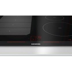 TABLE DE CUISSON INDUCTION SIEMENS EX775LEC1E FLEXINDUCTION METAL LOOK - 60 CM