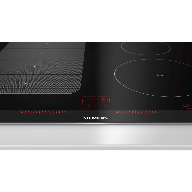 siemens induction hob ex775lec1e flexinduction 70 cm fab appliances. Black Bedroom Furniture Sets. Home Design Ideas