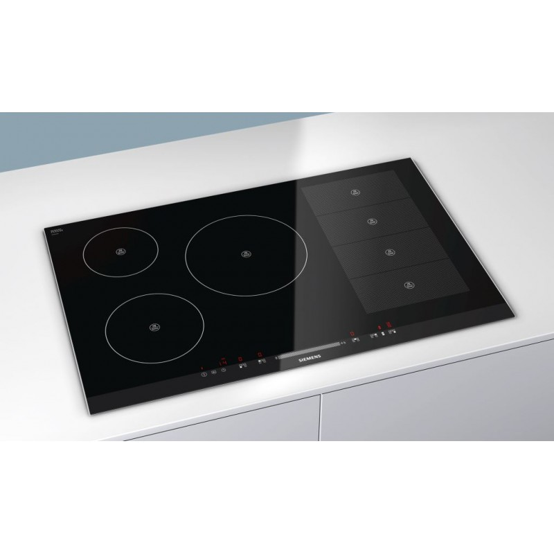 Tables de cuisson induction - Table de cuisson mixte gaz induction siemens ...