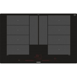 SIEMENS INDUCTION HOB EX801LYC1E FLEXINDUCTION PLUS 80 CM