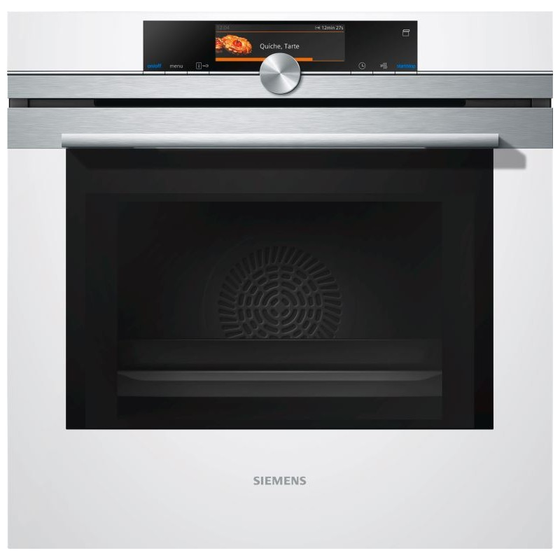 Siemens electric pyrolityc convection oven with microwave for Siemens ofen