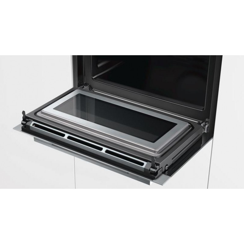 SIEMENS ELECTRIC PACT OVEN WITH MICROWAVE CM633GBS1