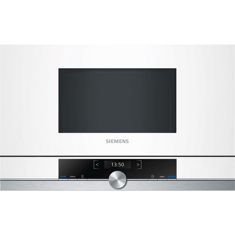 Siemens Built In Microwave Bf634lgw1 Stainless Steel And