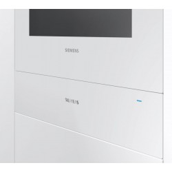 SIEMENS WARMING DRAWER BI630CNW1B WHITE 60 CM