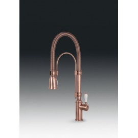 SMEG MIDR7RA-2 SINGLE LEVER SINK MIXER TAP COPPER