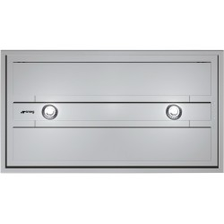 SMEG INTEGRATED CEILING HOOD KSEG90XE STAINLESS STEEL 90 CM