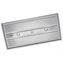 SMEG INTEGRATED CEILING HOOD KSEG120XE STAINLESS STEEL 120 CM