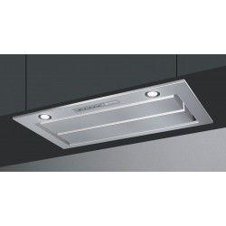 SMEG INTEGRATED FILTER HOOD KSEG77XE STAINLESS STEEL 77 CM