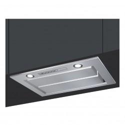 SMEG INTEGRATED FILTER HOOD KSEG54XE STAINLESS STEEL 54 CM