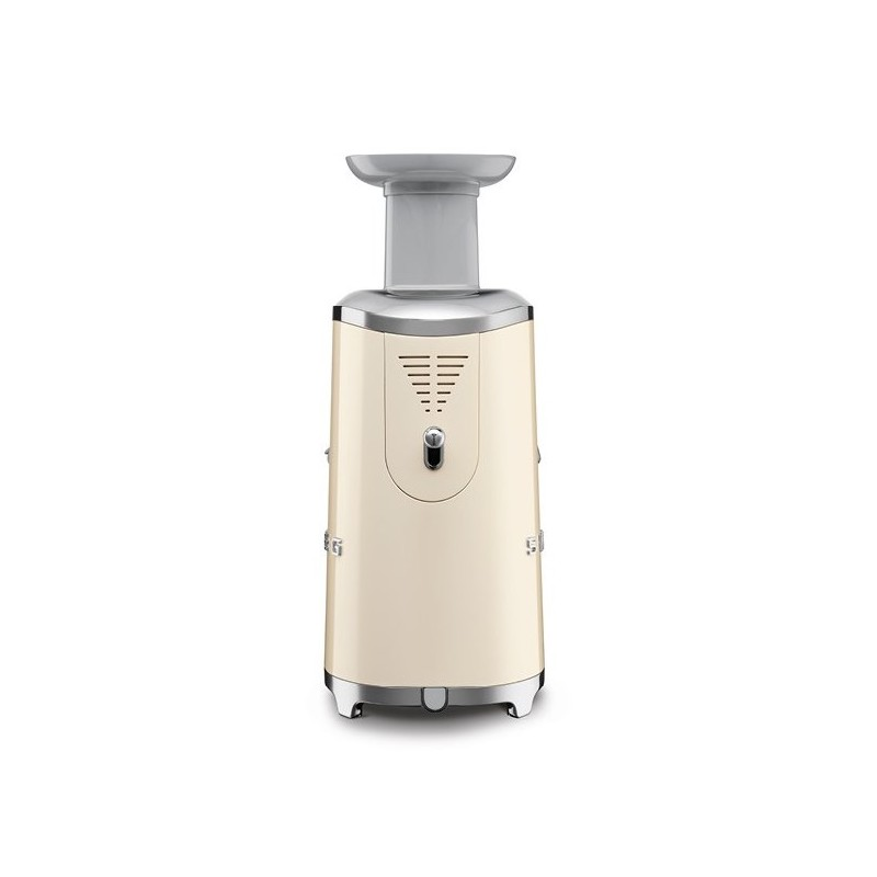 Slow Juicer Smeg Review : SMEG SLOW JUICER 50 S STYLE CREAM SJF01CREU FAB Appliances