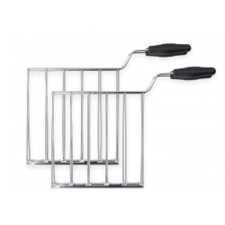 SMEG SANDWICH RACK SET TSSR01 FOR 2 SLICE TOASTERS TSF01