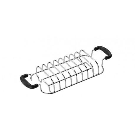 SMEG BUN WARMER - BREAD CARRIER FOR 2 SLICE TOASTERS TSF01